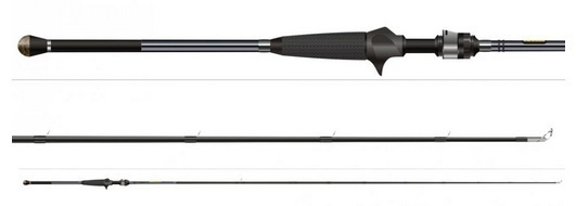 Okuma One Rod Pergető Bot Cast