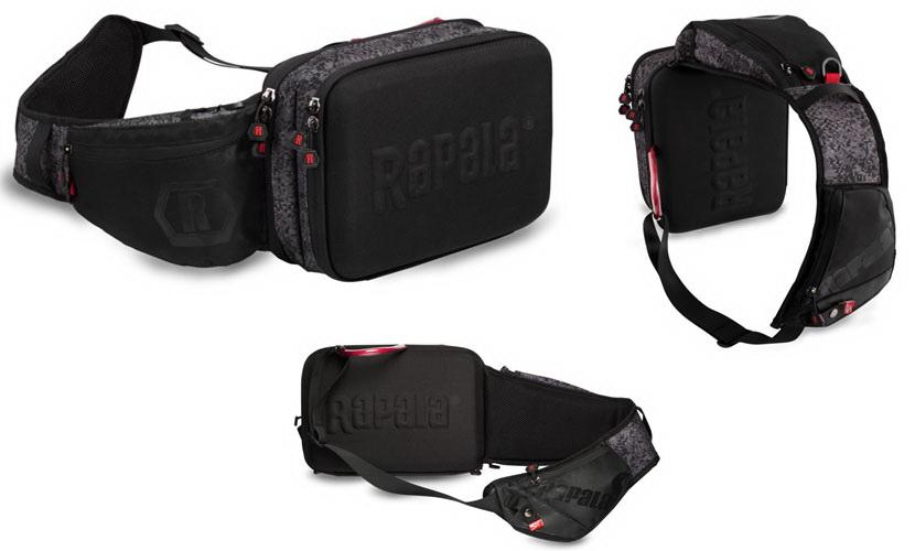 1cf38175ec9d Rapala táska Limited Series Sling Bag Normal Size Urban Style nagyobb kép