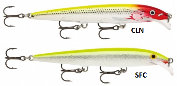 Scatter Rap Minnow SCRM11