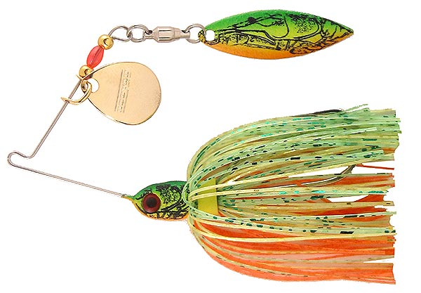 Booyah Spinnerbait Real Craw Pond Magic 3/16oz 5,3g