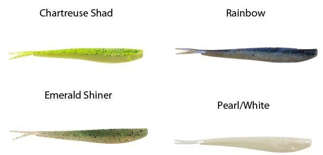 Berkley Power Minnow 4""